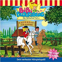 Der Reiterhof - Teil 2 (Bibi Blocksberg 44)