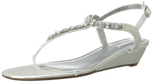 8d828386974 Dyeables Women s Myra Leather Dress Sandal