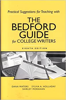 Book Practical Suggestions for Teaching with the Bedford Guide for College Writers