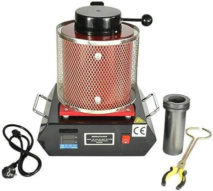 Kecoly – Horno eléctrico de fundición con rejilla aislante ...