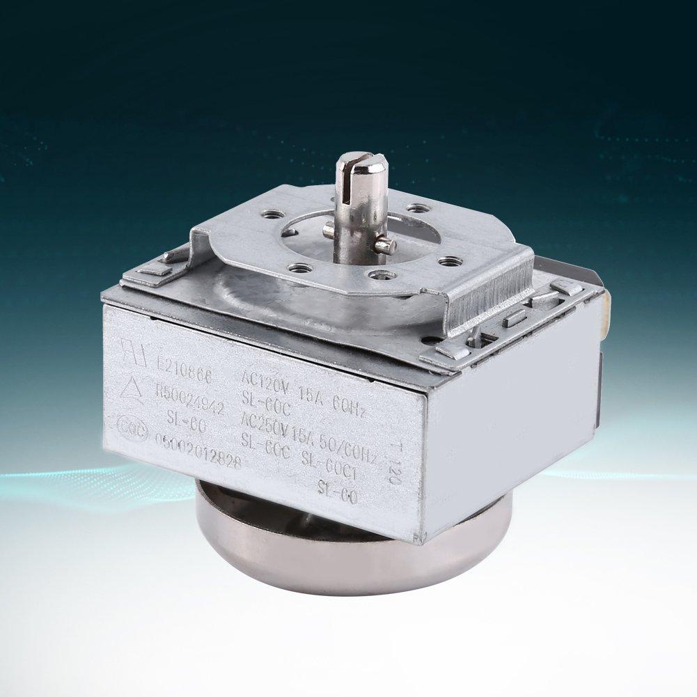 Controlador de Tiempo DKJ / 1-60 (SL-60C) 60 Minutos Interruptor de Temporizador para Horno de Microondas