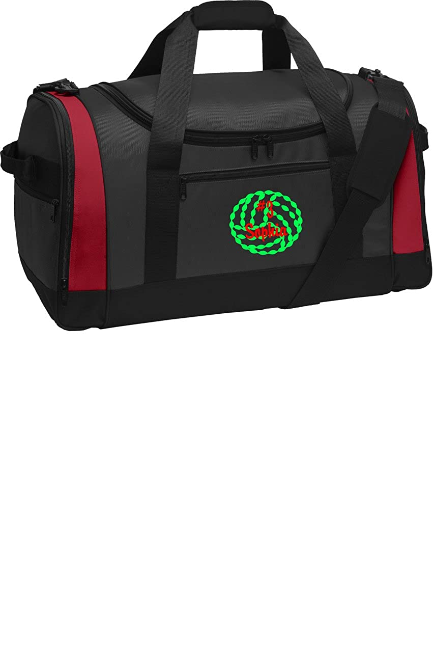 Personalized Volleyball Voyager Sports Duffel Bag