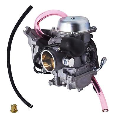 labwork Carburetor Carb Fit for Arctic Cat 2006-2008 Prowler 650 Prowler Xt| ATV 2007 650 H1 Auto Trans| Prowler 2007 Xt 650: Automotive