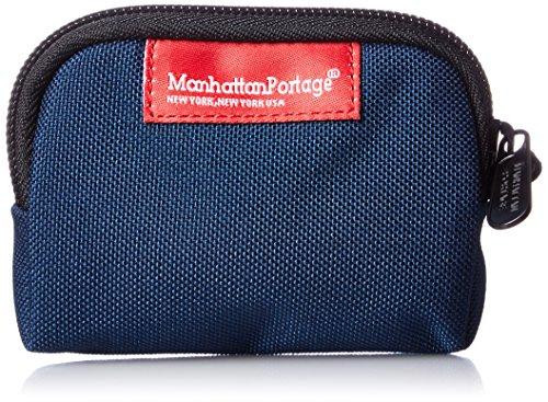Manhattan Portage Coin Purse, Navy - Coin Bag
