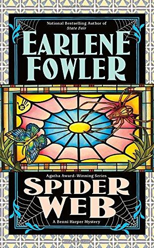 Spider Web (Benni Harper Mystery)