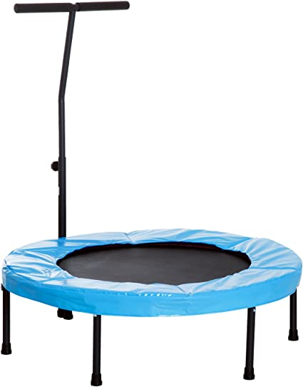 Mini Trampoline Fitness Sport 6 Tailles Robuste Avec Pieds Antidérapants Solide