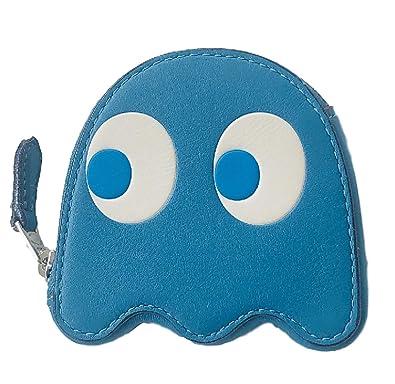 Coach Pac Man Inky Ghost - Funda de piel para monedas, color ...