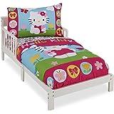 Hello Kitty 4-piece Toddler Bedding Set