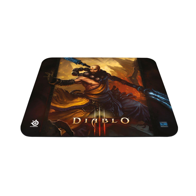Mousepad SteelSeries QcK Diablo III Gaming Mouse Pad - Monk