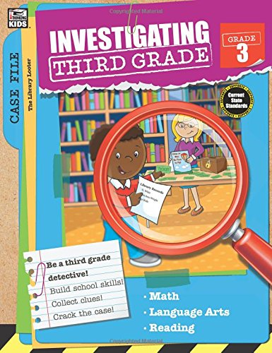 Investigating Third Grade (The Library Looter)