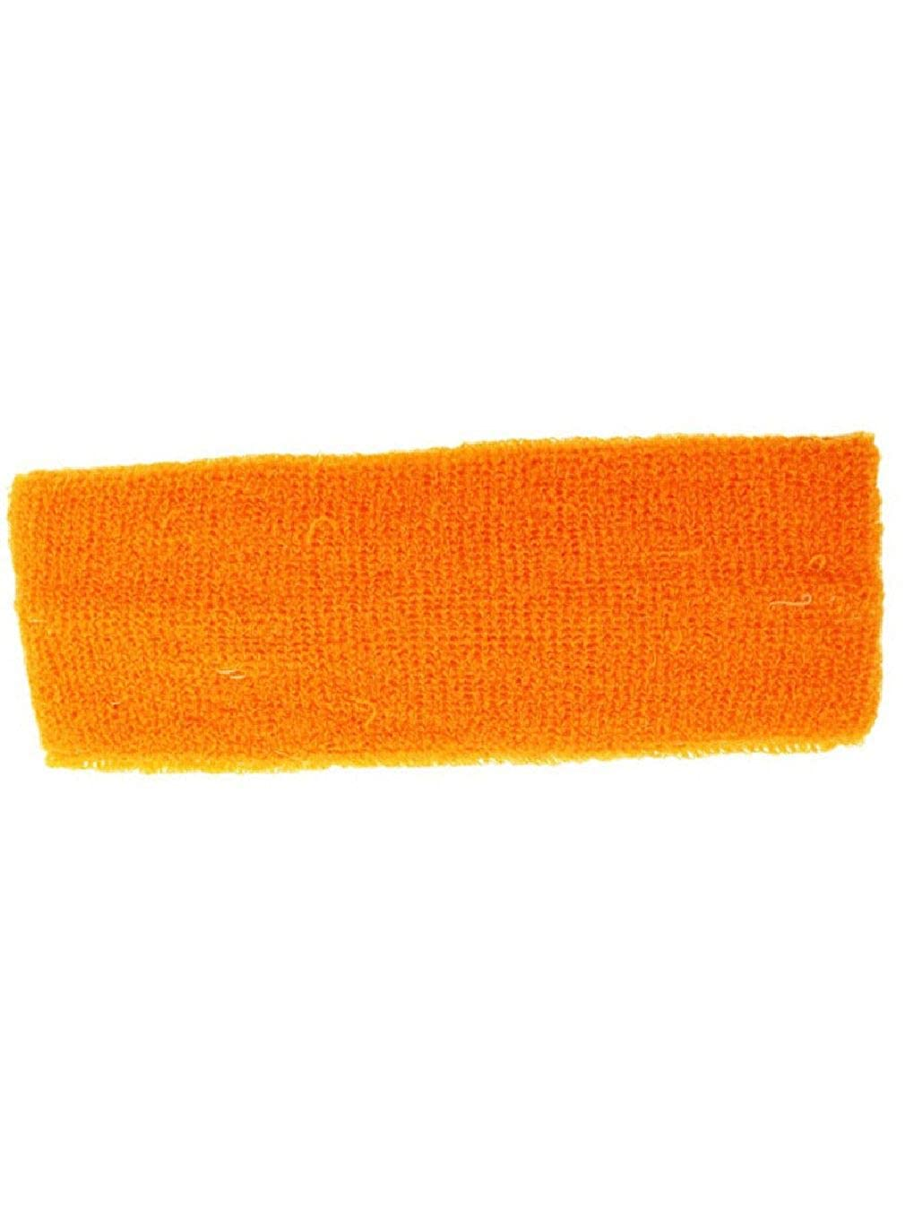 Amazon.com  Orange Cute Stylish Hair Headbands Head Band Costume Accessory   Clothing 4754b48672a