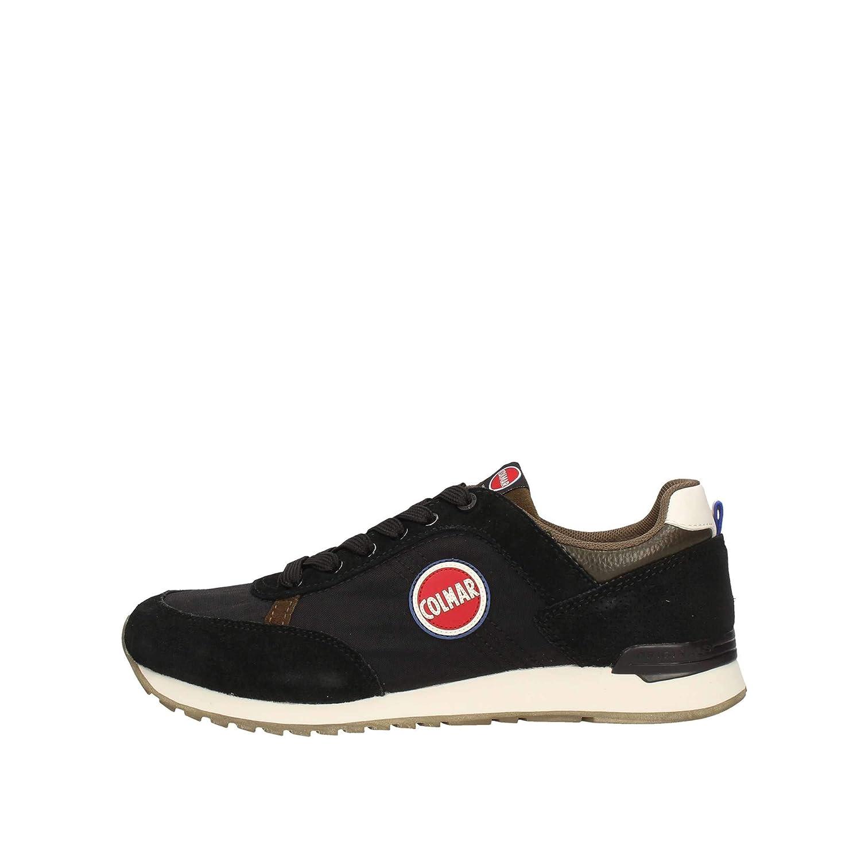 Colmar Travis Colors Sneakers Uomo Nero 42: Amazon.it