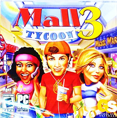 Mall Tycoon 3 - New Haven Mall Shopping