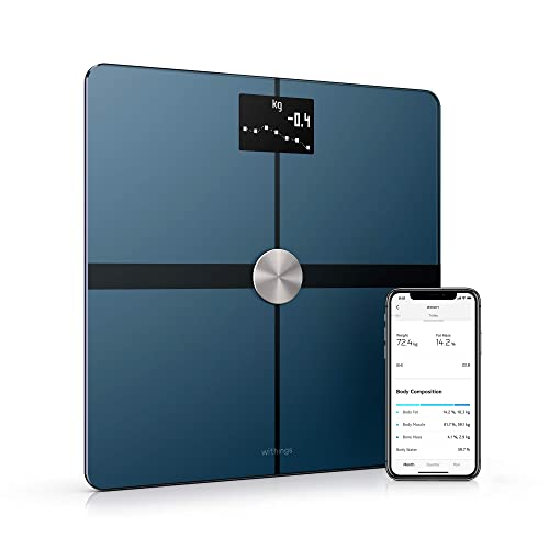 Withings Body+ Smart Body Composition Digital Scale