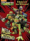 Best Teenager Books - Mega-Mutations! (Teenage Mutant Ninja Turtles) Review