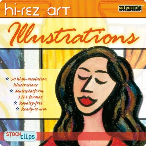 High-Rez Art: Illustrations  [Download] (Stock Photos Clipart)