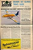 Bahamasair Airlines Bahama Out Island Travel Guide 1981-1982 offers