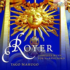 ROYER: Complete Works for Harpsichord
