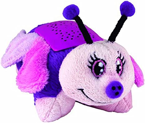 Amazon Com Pillow Pets Dream Lites Mini Fluttery Butterfly