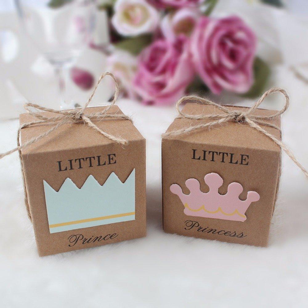 Amazon.com: boxwinds 50 unidades Little Princess Baby Shower ...