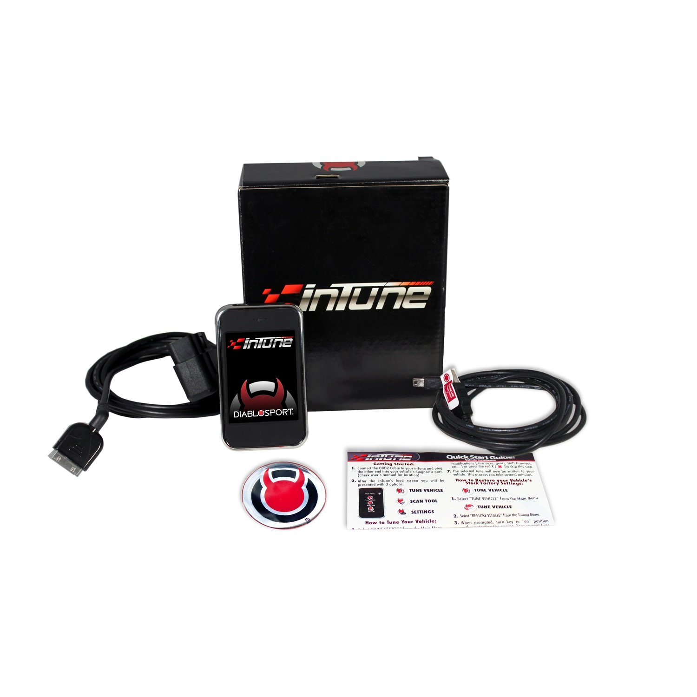 Amazon com diablosport i1000 dcx gas programmer for 2011 2014 chrysler dodge jeep ram automotive