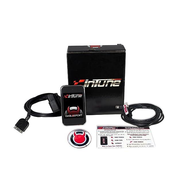 DiabloSport I1000-DCX Intune Dodge Engine Tuner w/ Touch Screen: Amazon.es: Coche y moto