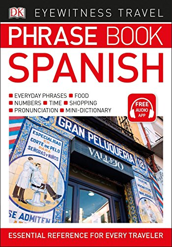 A pocket dictionary with vital vocabulary, phrases, and information for travelers. Filled with common Spanish phrases and everyday vocabulary, this is an easy-to-transport dictionary that is perfect for vacations or business trips. Eyewitness ...