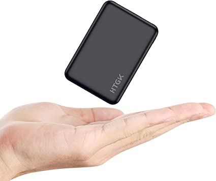 Amazon.com: HTGK Mini Power Banks 5000mAh Cargador Portátil ...