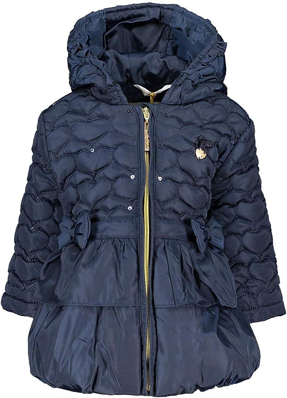 Le Chic Mini Girl Girl Winter Coat Winter Jacket Blue Navy C907-7222-190
