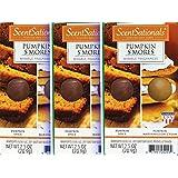 """Scentsationals Dual Scent """"Pumpkin S'Mores"""" Wax Cubes - 3-Pack"""