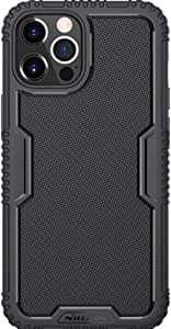 Nillkin Tactics Cover for Apple iPhone 12 Pro Max - Black