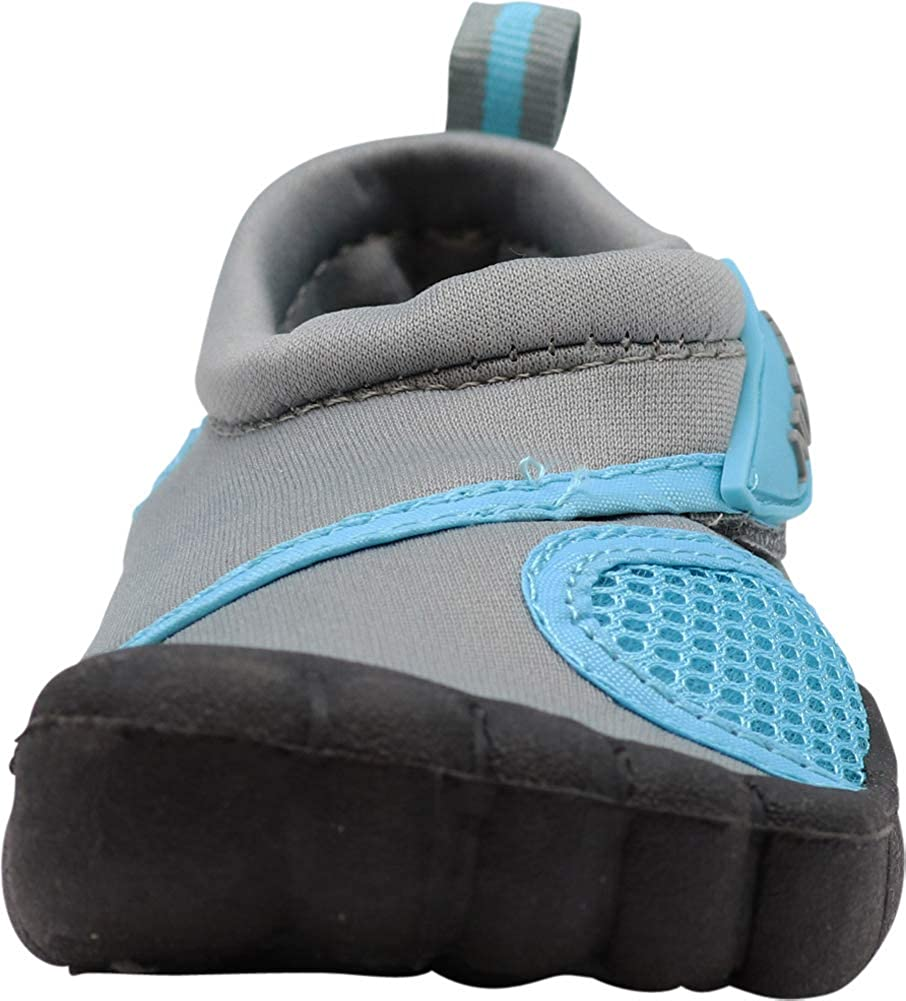 NORTY Little Kids /& Toddler Slip-On Childrens Water Shoes Boys /& Girls Aqua Socks Available in 10 Colors