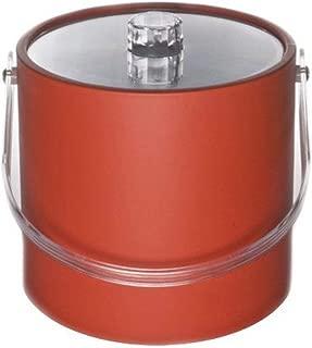 product image for Mr. Ice Bucket Regency 3-Quart Ice Bucket, Orange