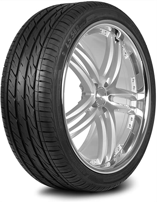 NEW LANDSAIL LS588 265//45 ZR20 104W UHP SUV 4X4 ALL WEATHER CAR TYRES 265 45 20