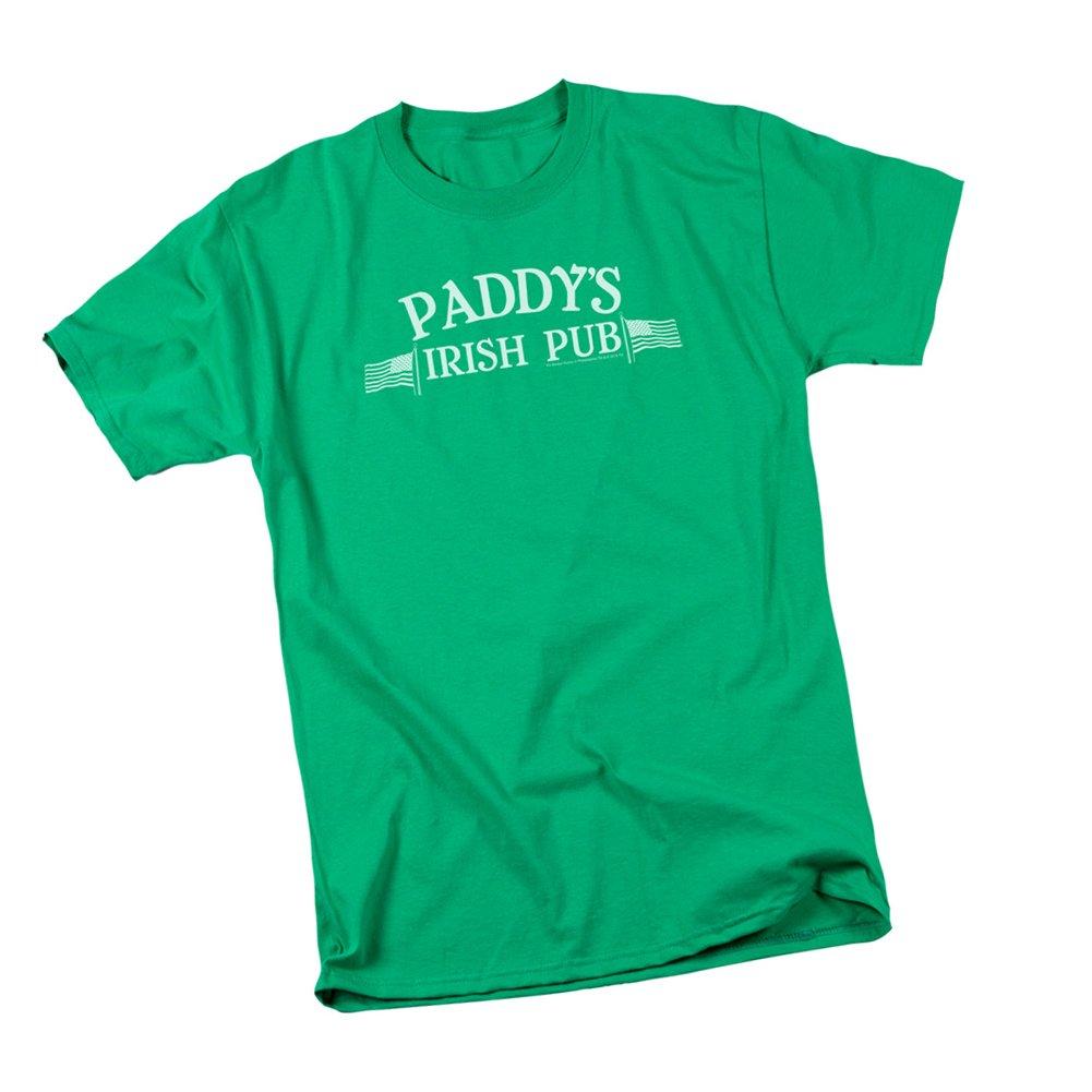 Twentieth Century Fox Paddy S Irish Pub Logo It S Always Sunny In Philedelphia Adult T Shi Shirts