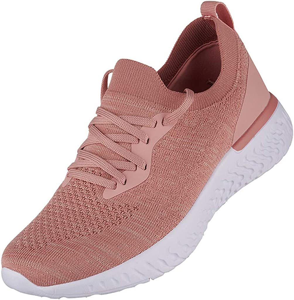 Zapatos Planos Para Mujer Zapatillas Deportivas De Mujer De Malla ...