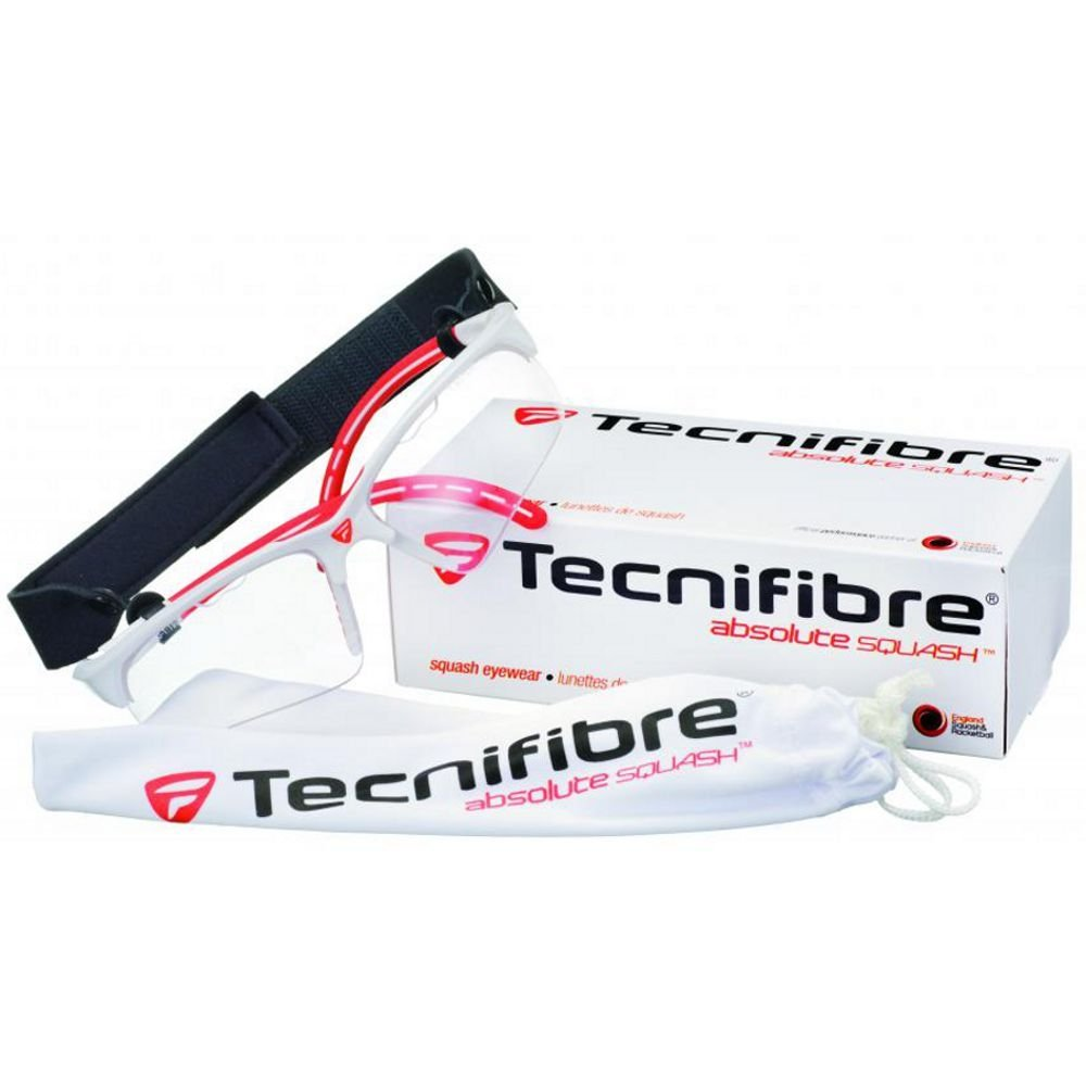 Tecnifibre Eye Protection Glasses Tecnifibre Lunettes squash