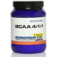 NUTRADE BCAA 4:1:1 100 Servis/600g Limon Lime Aromalı