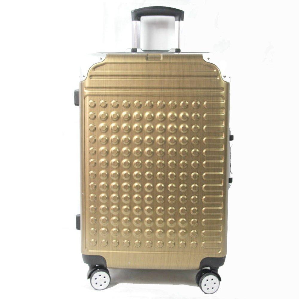 プレミアム回転ピュアPCハイエンドビジネストロリーミュートキャスターパスワードロックボックスパレードボックス 耐摩耗輸送ボックス (サイズ : 20) B07RVK7F3H  20