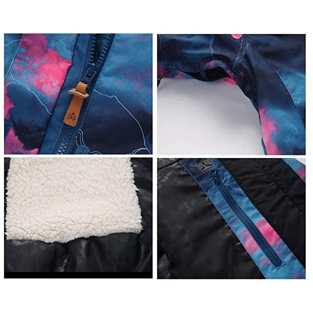 Z&X Tuta da Sci Tuta da da da Sci Impermeabile Tuta da Sci Giacca da Sci Invernale da Donna e Pantaloni Set e Sciarpa in Acrilico spogliatoB07M614HY5M nero | Più pratico  | Durevole  | vendita all'asta  | Outlet Online Shop  | riparazione  | Prezzo special dd5cb9