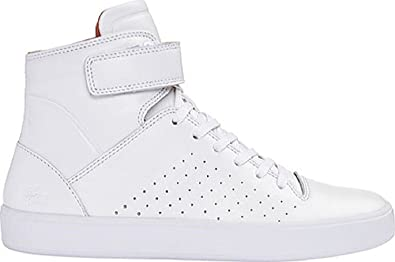 3f6e00da3a45e Lacoste Women s Tamora Hi 116 2 High Top Sneaker