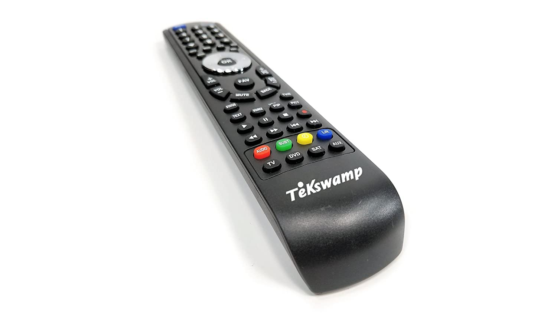 Tekswamp TV Remote Control for RCA L32HD35D