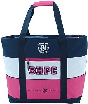 Beverly Hills Polo Club Bolso Bandolera, 31.2 litros: Amazon.es ...