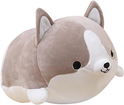 Amazon.com: Levenkeness Corgi almohada de peluche para perro ...