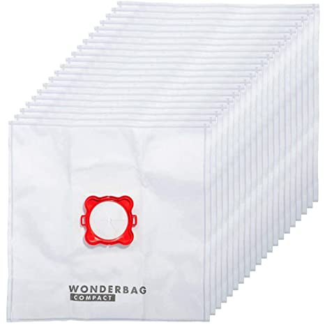 Wonderbag - Bolsas compactas para aspiradora Rowenta (20 ...