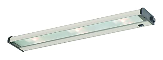 """New Counter Attack Three Light Xenon Under Cabinet Light Length / Finish:  24"""" / - New Counter Attack Three Light Xenon Under Cabinet Light Length"""