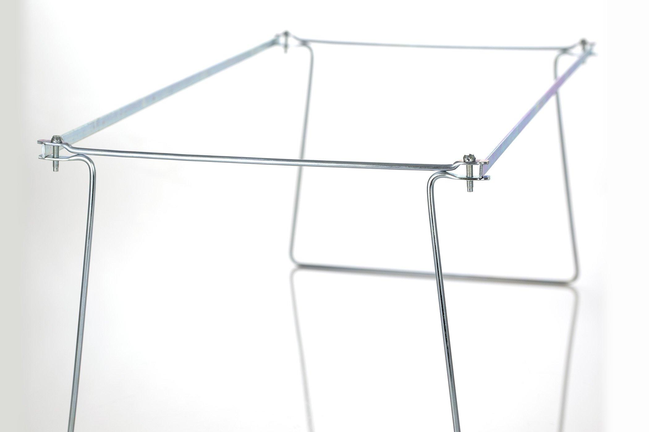 OfficemateOIC Hanging File Folder Frames, Legal Size, Steel, 1 Frame ...