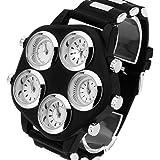 cff77cde03 Amazon | [スクリプト]SCRIPT 腕時計 メンズスタンダード NAG15-T メンズ ...