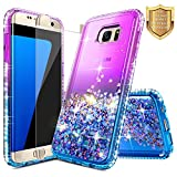 Galaxy S7 Edge Case with [Full Coverage 3D PET HD Screen...