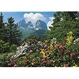 Clementoni 34518.2Sasso Lungo–Long Kofel, Val Gardena, 4000Pieces